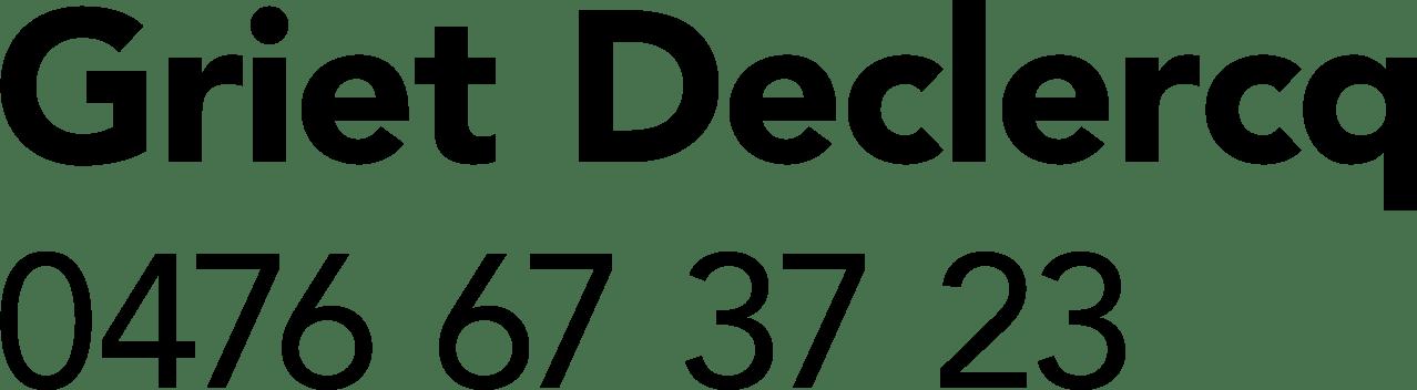 Griet Declercq